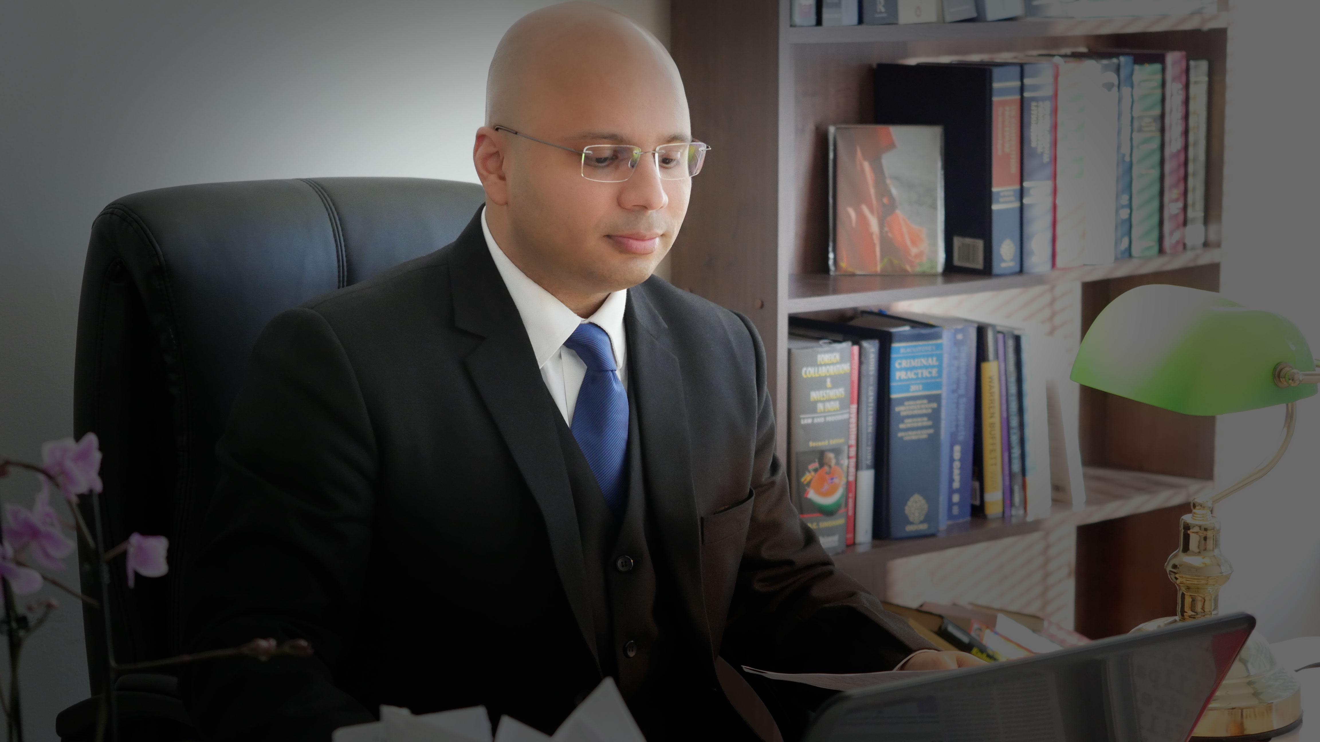 Kaizad Cassady - London Lawyer